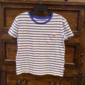 GAP Girls Pocket T-shirt